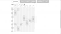 Прототип профиля с расписанием