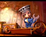 Газовичок в мастерской